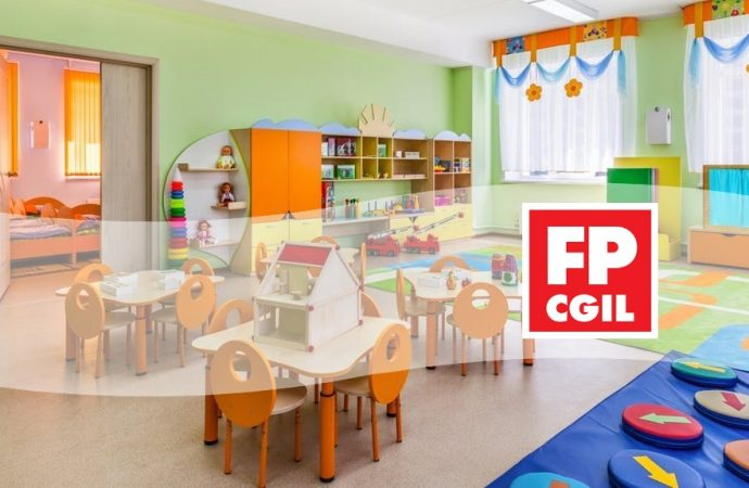 Infanzia: Fp Cgil, oltre 1 milione di bambini fuori da asili nido