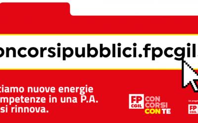 Concorsi Pubblici – Portiamo nuove energie e competenze in una P.A. che si rinnova